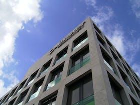 Basler Versicherungen Bad Homburg Gebäude