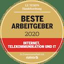 Award Aufkleber Bester-Arbeitgeber